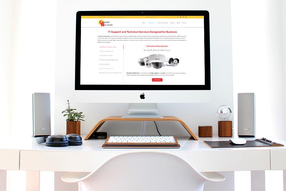 Computers Nationwide - Easy Access Information - Case Studies - Work - Ruben Digital Media