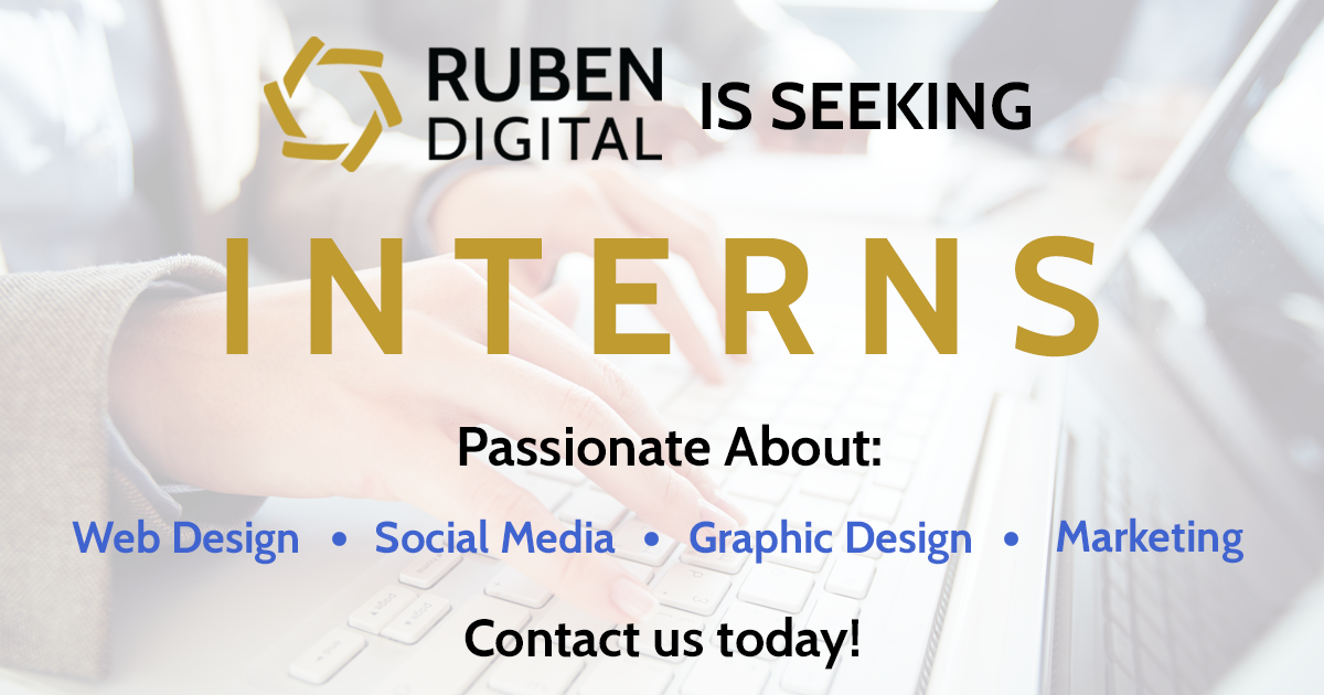 Intern Graphic 2018 - Ruben Digital